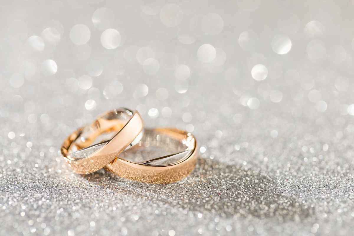 Nozze d'Oro e D'argento 1